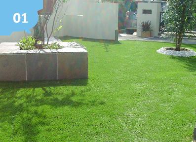 10年間草むしり不要な庭も可能です!