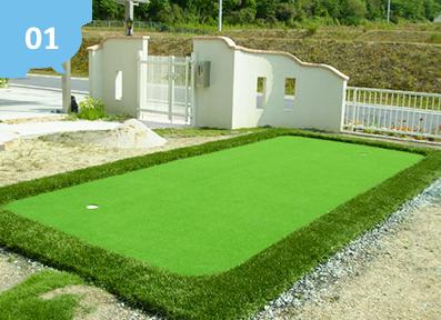 お庭・ベランダ・廊下・屋上などスペースを活用し『本格的なグリーン』がご自宅に!!