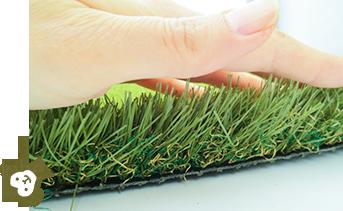 人工芝は省エネにも役立ちます!